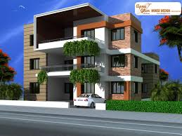This is a beautiful eleven bedrooms triplex house design. Ground Floor-  Three bedroom one attached with toilets & dress, one spacious kitchen with  store ...