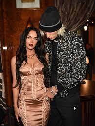 Megan Fox Wore a Nude Corset Dress for ...