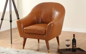 Modern leather armchair Modern Black Mid Century Modern Bonded Leather Living Room Accent Chair Chairs For Nativeasthmaorg Mid Century Modern Bonded Leather Living Room Accent Chair Chairs
