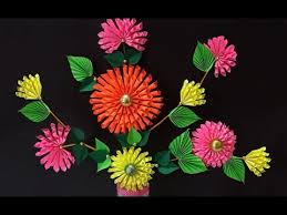 Small Picture DIY Projects How to Make Beautiful Paper Dahlia Craft for Home