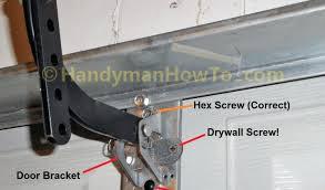 garage door track bracket. Full Size Of Garage Door Track Bending Graceful Installation Jobs Curious Winning Tracks Design Motor Cost Bracket O
