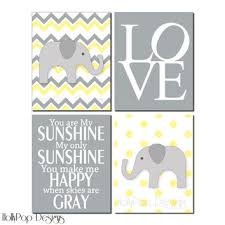 nursery wall decor childrens wall art you are my sunsine yellow on yellow and grey wall art nursery with shop yellow and gray chevron decor on wanelo