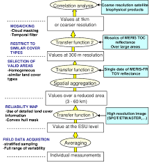 Issue Resolution Procedure Flow Chart Flow Chart Of Procedure To Perform The Multistep Upscaling
