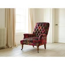 annabel armchair liberty print fabric