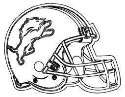 Small Picture Football coloring pages detroit lions ColoringStar