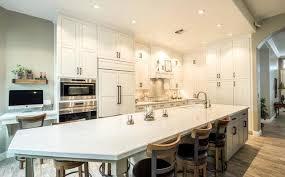 photo 1 of 76 custom designer kitchen with soft close cabinets and cambria quartz countertops