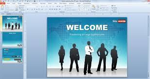 Free Global Leadership Powerpoint Template Free Powerpoint