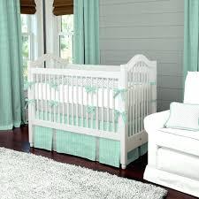 mint green baby nursery mint herringbone crib bedding neutral baby bedding  matching with baby nursery