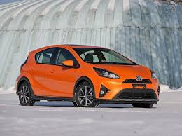 Toyota Prius Comparison Chart 2019 Toyota Prius C Review Pricing And Specs