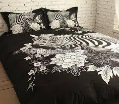 zebras zebra print bedding sets