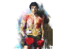 ROCKY 3 – Icons in Art