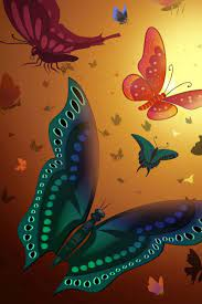 52 Butterfly iPhone Wallpapers ...