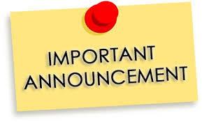 Important Announcement Clipart Collection pertaining to Important Announcement  Clipart | Edusportal
