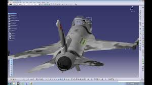 Catia Aircraft Design Tutorial Pdf Catia V5 Tutorial How To Design An Aircraft On Catia F16 Fighter Jet Part 3