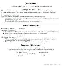 Lpn Resume Sample New Sample Lpn Resume With Nursing Home Experience Lpn Resume Sample