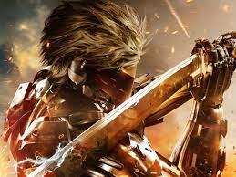 4k metal gear rising revengeance hd ...