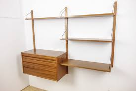 royal system teak wall unit catawiki