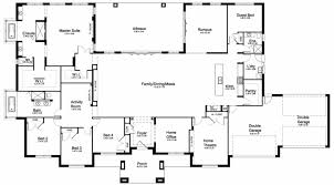5 bedroom floor plan. Wonderful Plan Today I Found This Large 5 Bedroom 3 Bathroom Home Which Would Suit  Australian House Design Floor Plans  Throughout Bedroom Plan