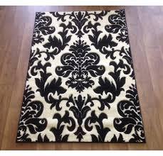 black and white damask rug designs