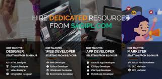 App Developer And Designer Sagipl Com Mobile App Development Company India