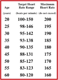 Post Exercise Heart Rate Chart The Most Confused Fitness Questions Answered