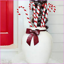 Outdoor Christmas Candy Cane Decorations Outdoor Candy Cane Decorations Uk Home Design Ideas 35