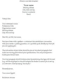 Cover Letter Template Examples – Creer.pro