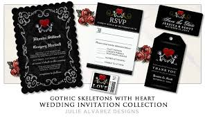 gothic wedding invitations Gothic Wedding Invitations Templates j u l i e a l v a r e zd e s i g n s halloween wedding invitations gothic wedding invitations templates