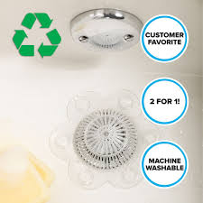 dog hair catcher for shower tub drain stop a clog drain cover hair catcher