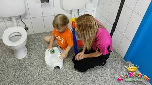 Toilet Potty Training Your Child Out Of Nappies How To Video