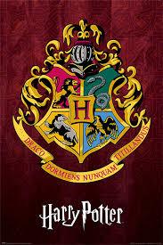 Harry Potter Hogwarts School Crest Plakát Obraz Na Zeď Posterscz