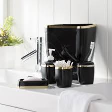 black bathroom accessories. Interesting Black Black And Gold Bathroom Accessories Black Gold Bathroom Accessories  And Dayri On