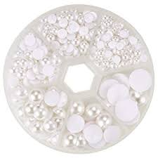 1 box flat back dnail rhinestones mix sized nail studs colorful 3d decoration ab color art in