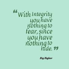 Integrity Quotes New Quotes About Integrity Classy Integrity Quotes Brainyquote
