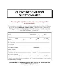 Sample Questionnaire Format For Survey Training Survey Template