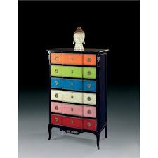 chiffonnier 6 drawers from elysee collection apothecary furniture collection
