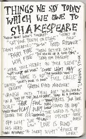 best shakespeare images high school english  the things we say today which we owe to shakespeare this shows me i actually can quote some shakespeare see prior list item to know and quote shakespeare