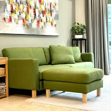 ikea 3 seater karlstad fabric sofa bed