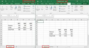 excel consolidate function guide to