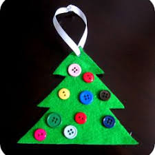 10 Fun And Easy Kids Christmas Crafts  The Frugal Navy WifeChristmas Crafts For Preschool