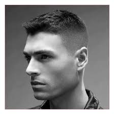 Mens Comb Over Hairstyle Men Comb Over Hairstyle Or Tapered Fade With Mohawk Pomp All In