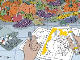 The range of cartoon characters he will get to color will keep him occupied for hours on end. Print These Free Turkey Coloring Pages For The Kids