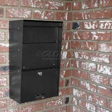 wall mount residential mailboxes. Wall Mount Letter Drop Boxes Residential Mailboxes T