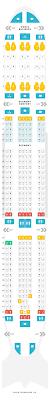 Klm Plane Seating Chart Seatguru Seat Map Klm Seatguru