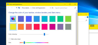Windows 10 Color Scheme How To Get Colored Window Title Bars On Windows 10 Instead Of White
