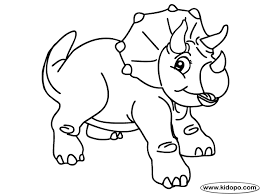 Small Picture Beautiful Triceratops Coloring Page 98 With Additional Seasonal