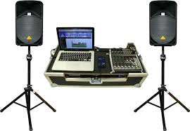 2000 watt pro stack sound system rental iowa audio equipment 2 000 watts audio system our premium 12 10 8 5 input 2 bus mixer xenyx mic preamp and compressor british eq and usb audio interface