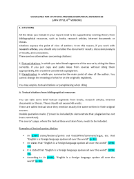 Apa Summary 2016 Citation Bibliography