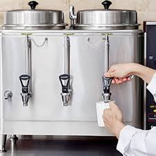 According to the coffee maker with water line reviews, a machine that comes with a timer has proven to be really helpful for people. Commercial Coffee Makers Brewers Grinders Dispensers