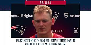 This website contains information, links, images and videos of sexually explicit material (collectively, the sexually explicit material). Mac Jones On Qb Competition Relationship With Cam Newton Rsn